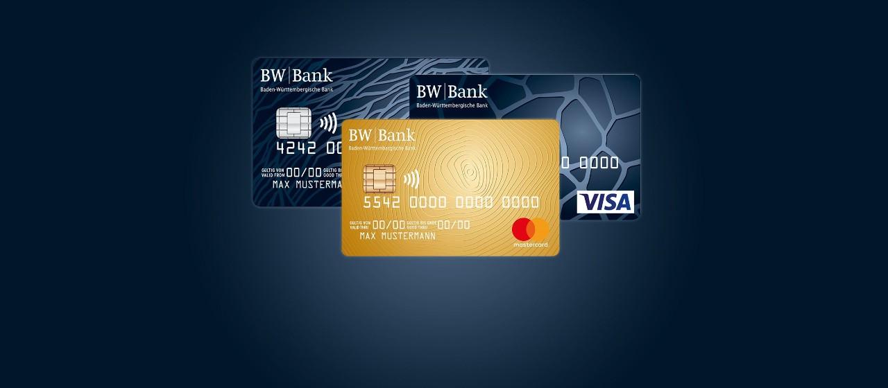 Payback Visa Karte.Kreditkarten Karten Bw Bank