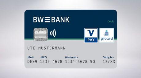 Kontaktlos Bezahlen Bw Bank