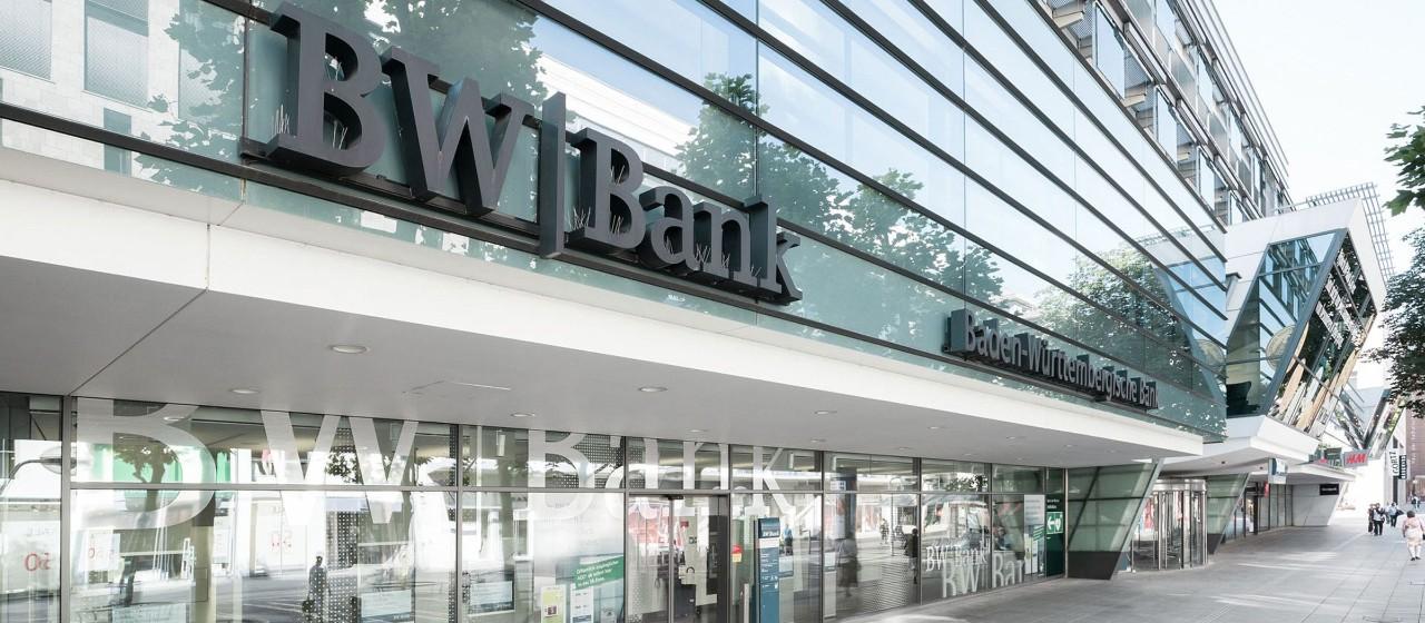 Bw Bank Stuttgart Address
